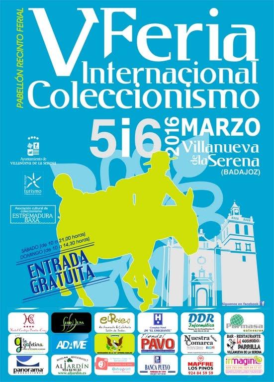 V Feria del Coleccionismo