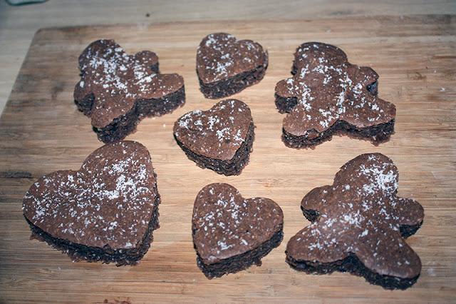 Gâteaux moelleux vegan, chocolat et noix de coco G1