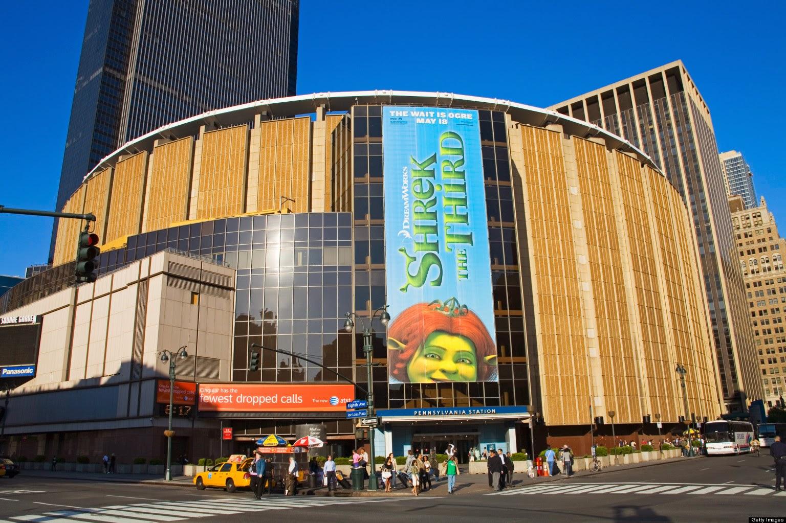 Arena Madison Square Garden Em Nova York Dicas De Nova York