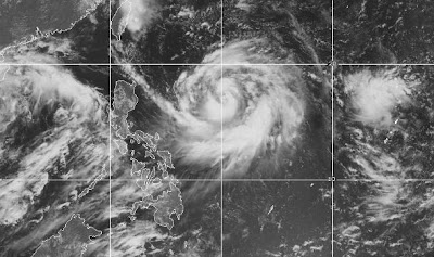 "TORMENTA ""USAGI"" SE CONVERTIRA EN EL TERCER TIFON DEL PACIFICO OCCIDENTAL"