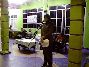 Ucapan Pegawai RELA Daerah Marang Pada 1-3-2013