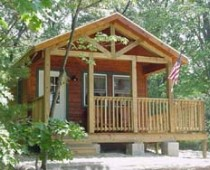 Bald Mountain Recreation Area Holding Rustic Cabin Open House and Cookout May 7