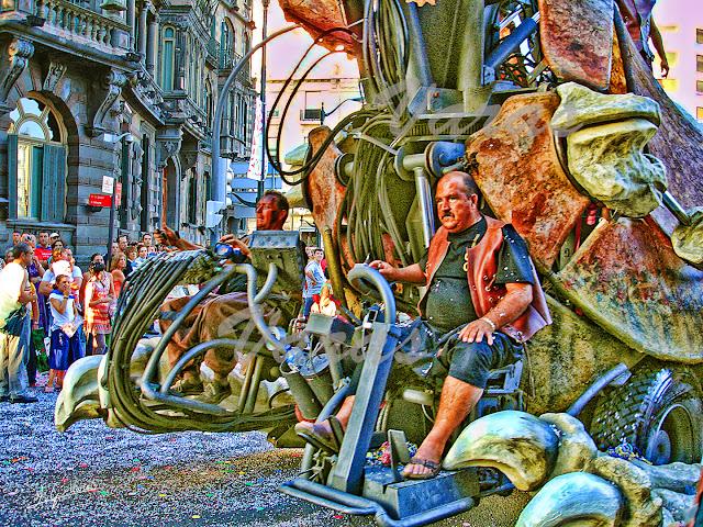 Fotografia Semana Grande, Aste Nagusia Bilbao Javier Garcia