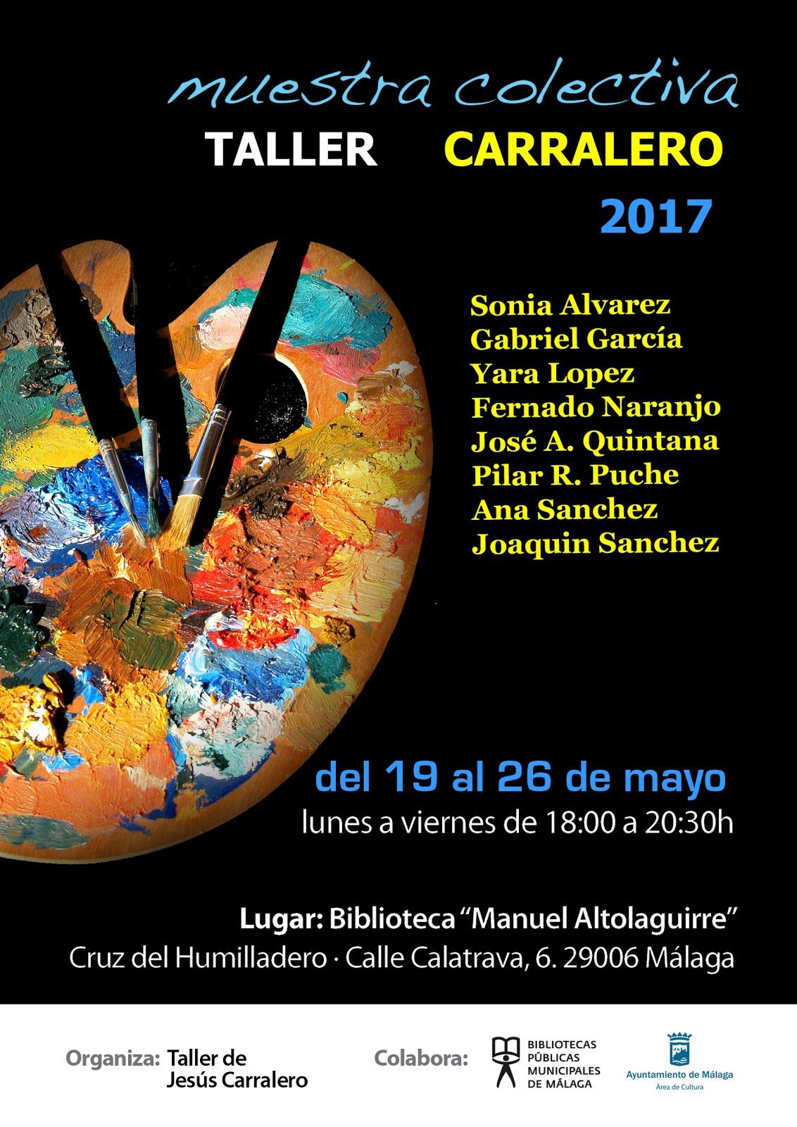 Exposición  de mayo 2017