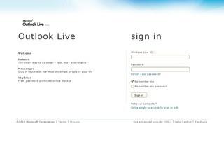 el nuevo correo de microsoft hotmail outlook