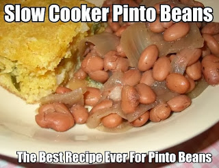 Worlds Best Recipes: Slow Cooker Pinto Beans Recipe