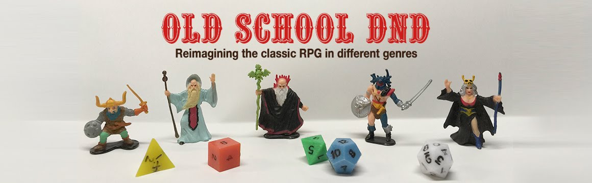 Old School DnD