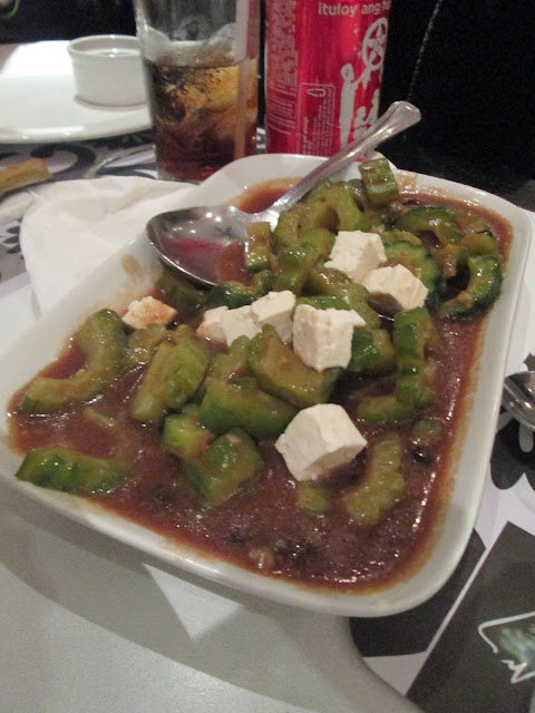 Nines vs. Food - Romulo Cafe - Tofu and Amapalaya in Tausi Sauce.jpg