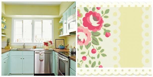 Messyjesse a quilt blog by jessie fincham our first home kitchen inspiration - Space saving movable kitchen island get efficient kitchen traffic ...
