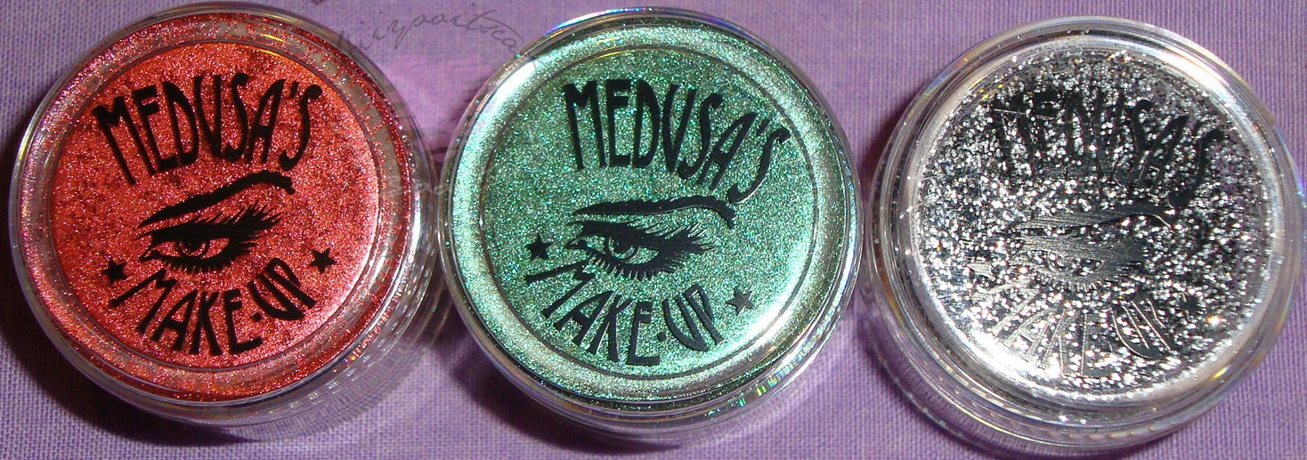 Each eyedust and glitter is $7 and come in 1.5 gram jars. You can see in the following photos that the jars are compact and small but no need to worry they ...