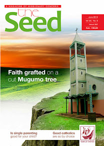 THE SEED MAGAZINE