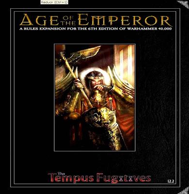 Campaña narrativa, la era del emperador