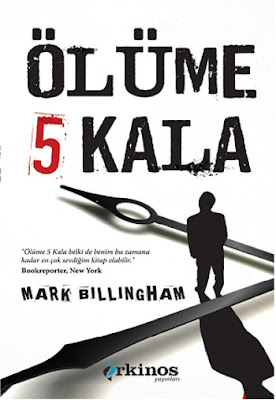 Ölüme 5 Kala- Mark Billingham