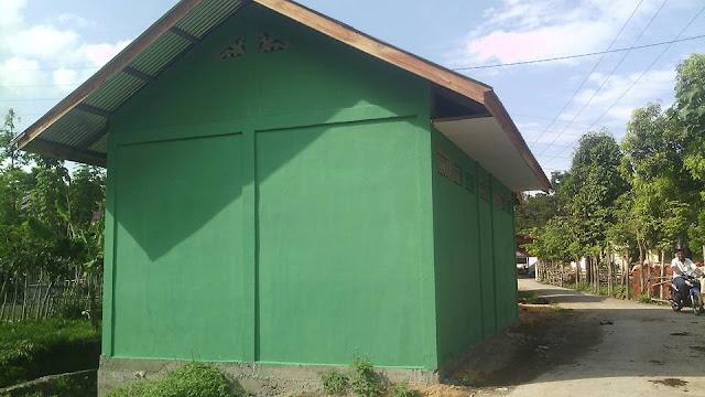 Gedung PKK (gambar 1) Gampong Kerumboek Kec. Peukan Baro Kab. Pidie - Aceh