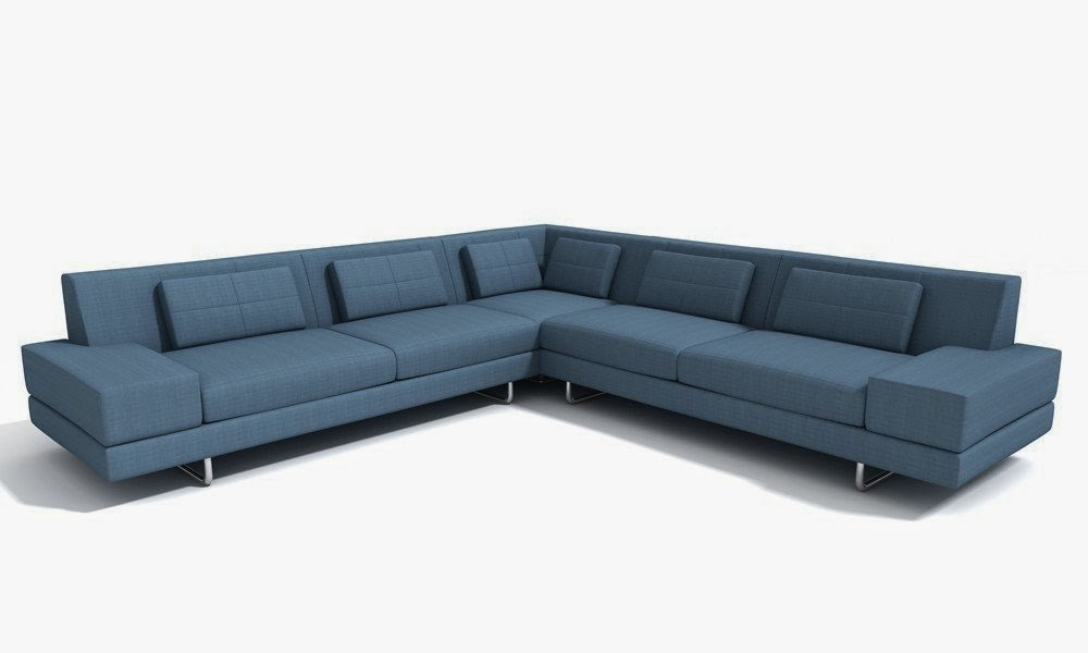 Blue Couch Blue Sectional Couch