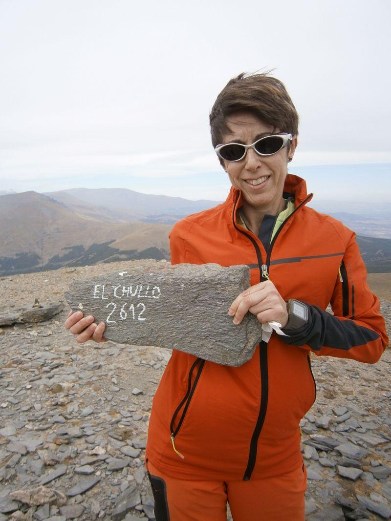 Pico Chullo, Sierra Nevada almeriense