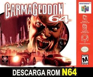 Carmageddon ROMs Nintendo64 Español