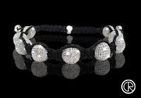 Shamballa Bracelet Diamond1