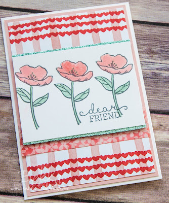 Birthday Blooms Card - Flowers for Friends.  Get the details here