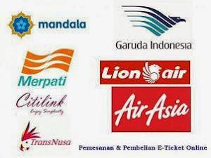 Agen Tiket Pesawat & Kereta Api