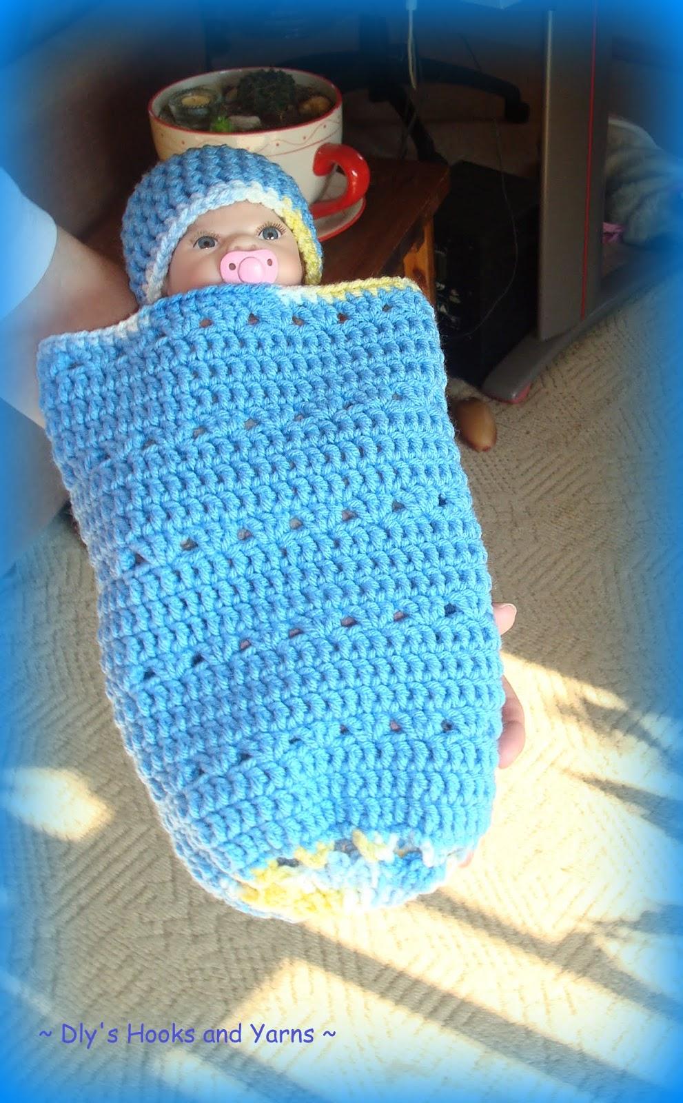 my little blue house ~: ~ \'little boy blue\' preemie baby cocoon ~
