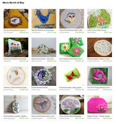 HEN Etsy Team Treasury