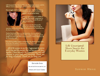 Life Unscripted: Short Stories of Everyday Women/Every Moment Counts.