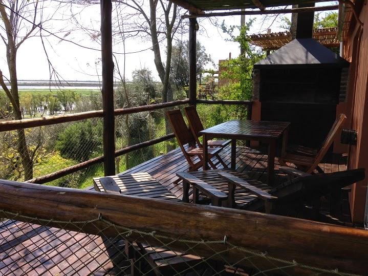 Tilos - Una tarde en el deck
