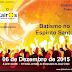 O Kairós 2015 continua no Batismo no Espírito Santo