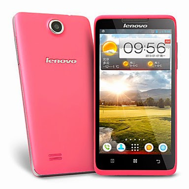 Lenovo A656 Android 4.2