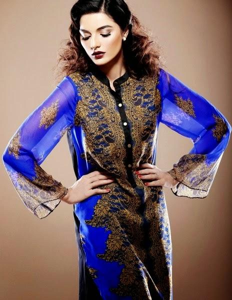 Nishat-Linen Pret Eid Collection 2014