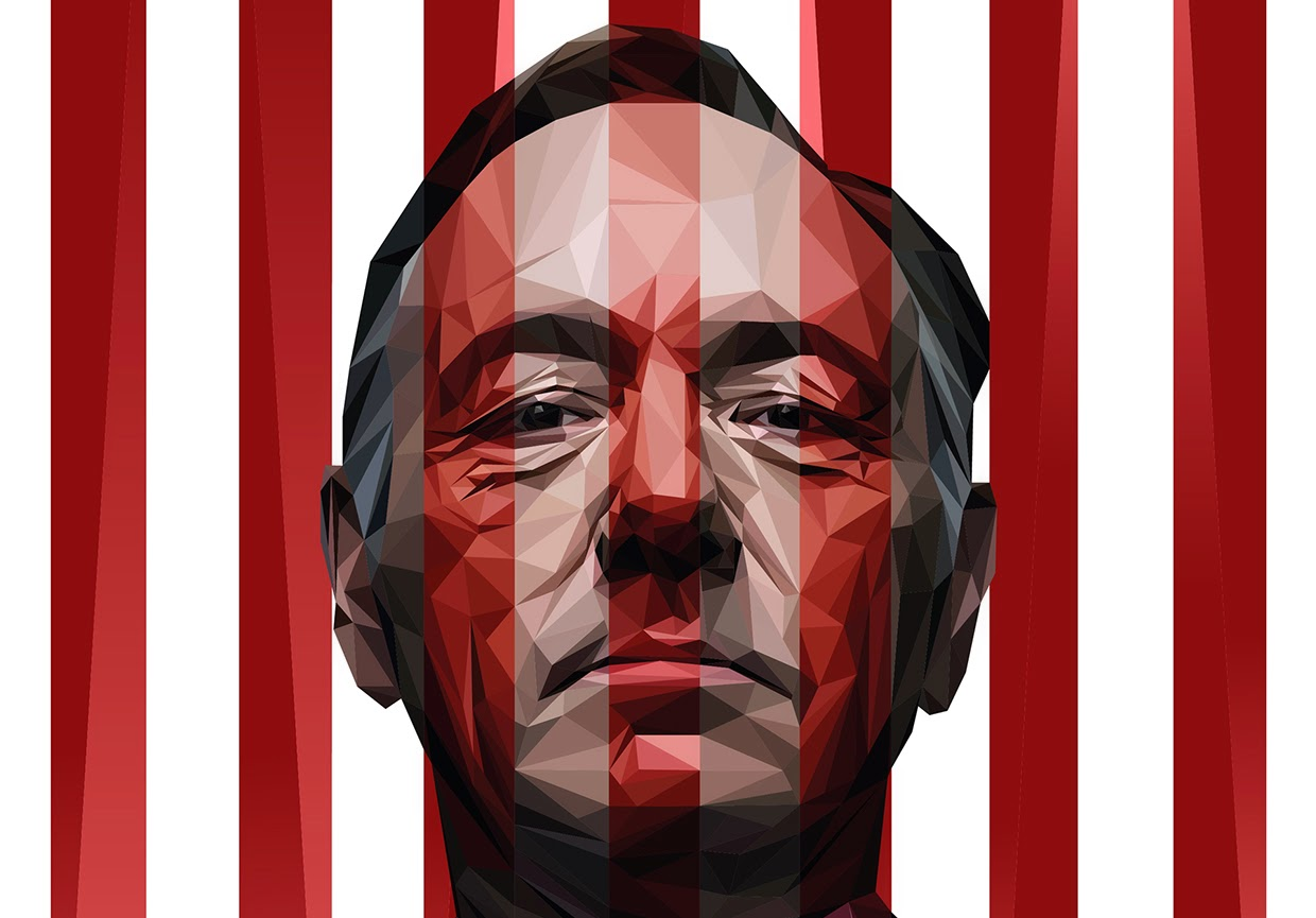 House of Cards, Arrow, & Penny Dreadful by Simon Delart