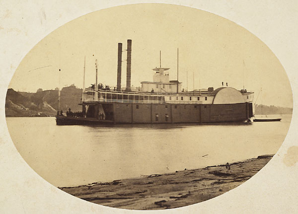 Mortars On Ships : Lancaster at war into battle on a mississippi river