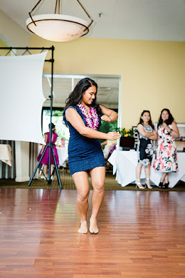 Wedding Hula l Lauren Lindley Photography l Hidden Valley Country Club l Take the Cake Event Planning