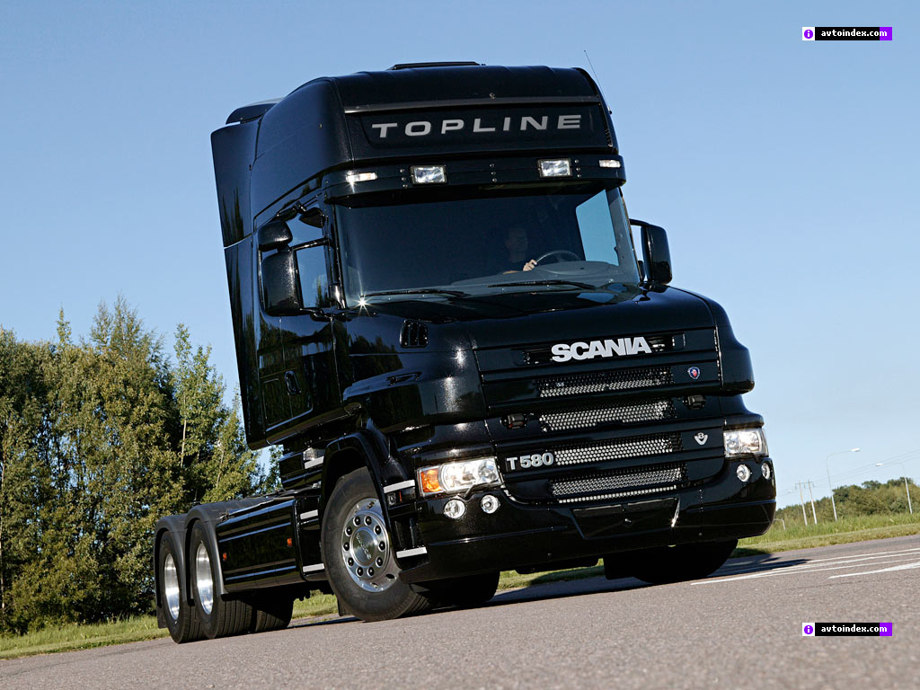 Scania Highline Topline Transports Jollivet Plaintel