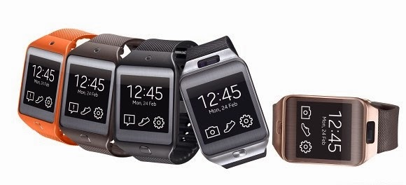 Tizen-based Gear 2 and Gear 2 Neo by Samsung