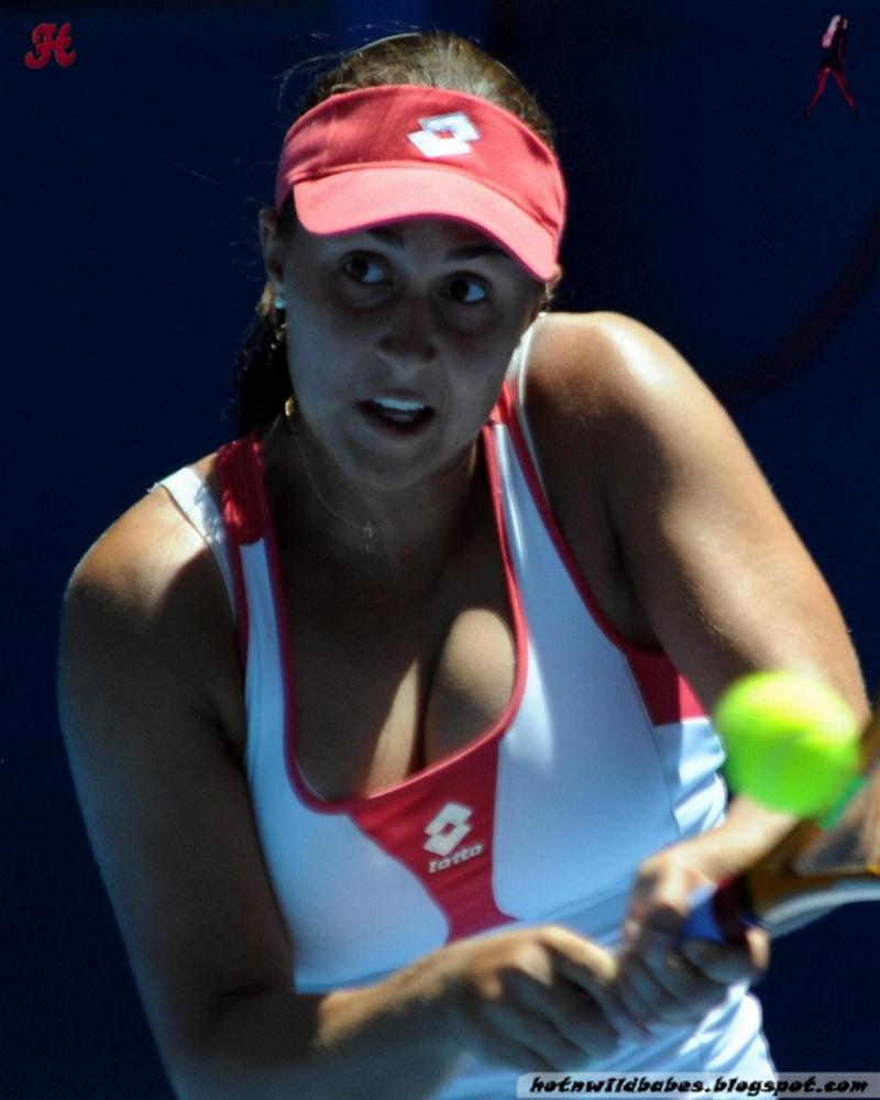 Paszek Tamira Hot Tennis Players