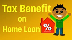 Home Loan Tax Benefits Deductions