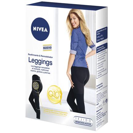 Nivea Q10 leggings reafirmante y remodelador