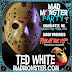Jason Voorhees Actor Ted White To Have A Mad Monster Party