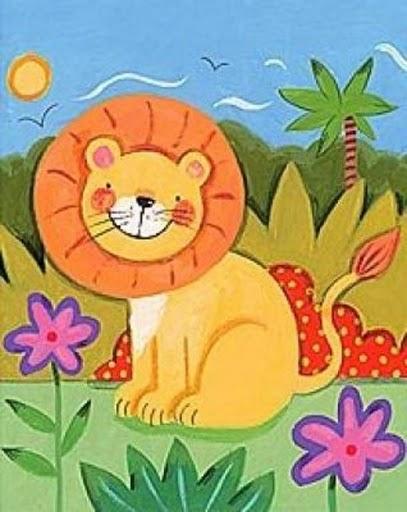 Imagenes de animales de la selva para imprimir - Imagenes y ...