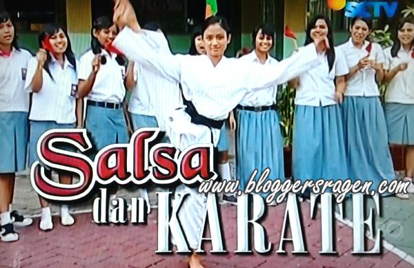 Salsa dan Karate FTV SCTV Cerita SMA