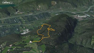 GPS Rotwand e Göller See