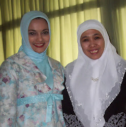 Marissa Haque & Khofifah Indar Parawansa