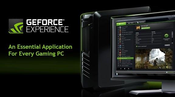 NVIDIA GeForce Experience 2.1.1