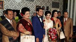 Pesta Pernikahan Trivan-Ivana Berjalan Sukses