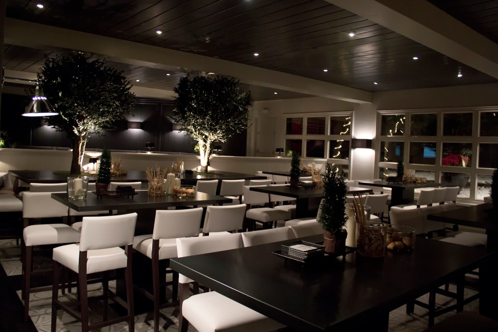 ATA Club cozy interior