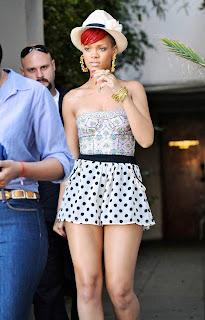 Rihanna hot in Los Angeles