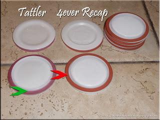 4ever Recap reusable canning lid defective gasket seating