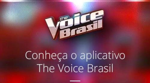 Baixe o Aplicativo The Voice Brasil 2014
